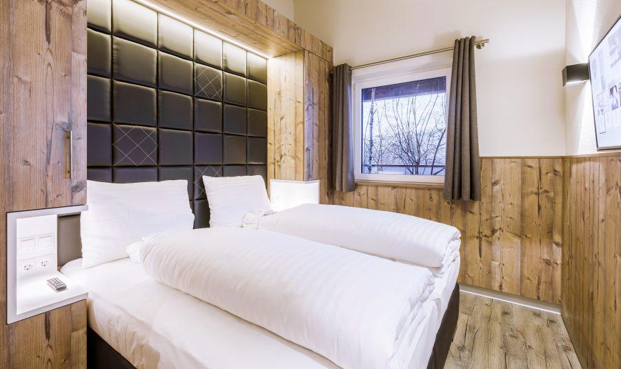 Slaapkamer impressie Stockinggut