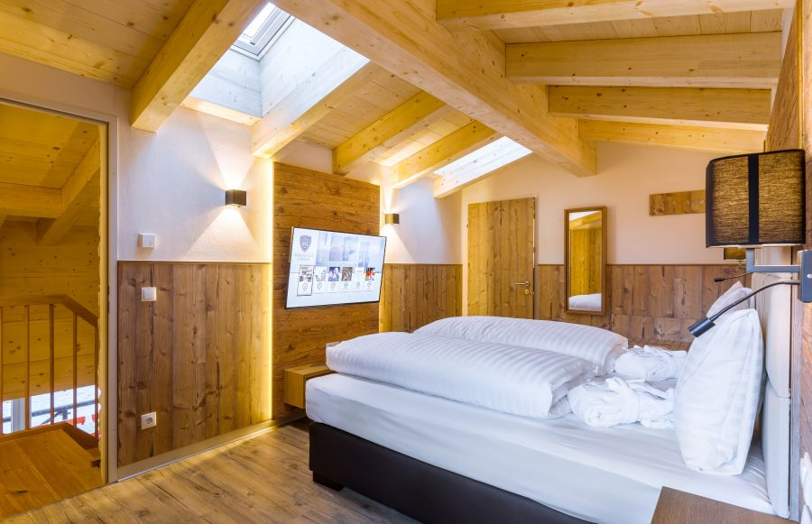 Slaapkamer vide impressie Stockinggut