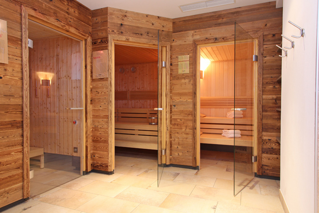 Sauna impressie Stockinggut