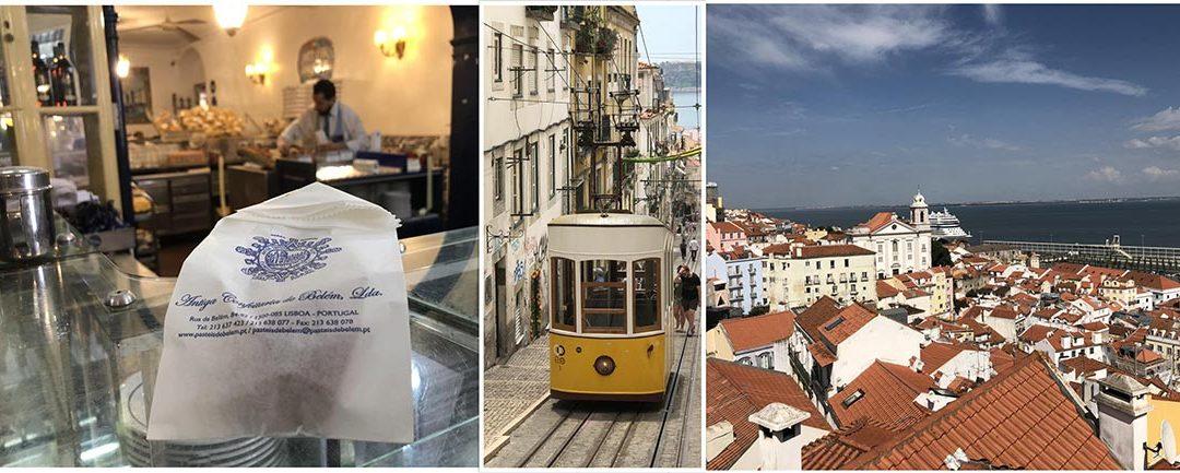 De hoogtepunten van Lissabon