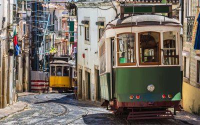 Portugal in top 10 van reisbestemmingen