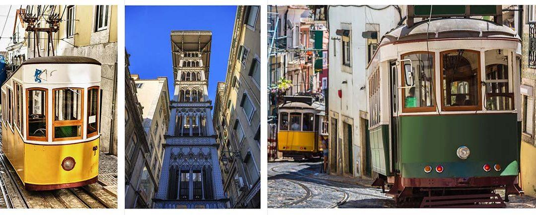 Zo voordelig mogelijk met het openbaar vervoer door Lissabon