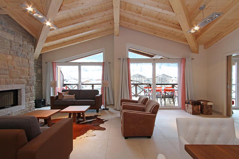 Resale Penthouse Kaprun Oostenrijk