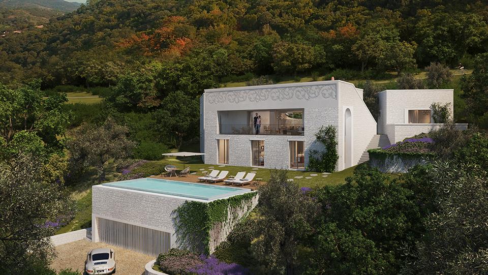 Alcedo Villa's Ombria Resort Algarve Portugal