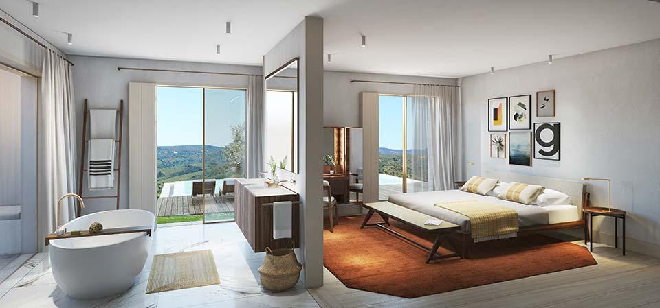 Ombria Resort Gallerij Alcedo