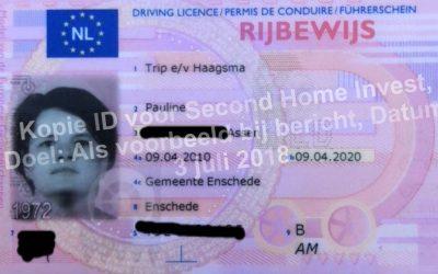Een kopie van je ID bewijs? Doe het veilig!