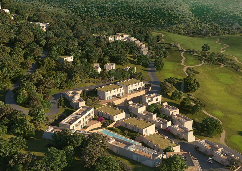 Ombria Resort oriole gallerij