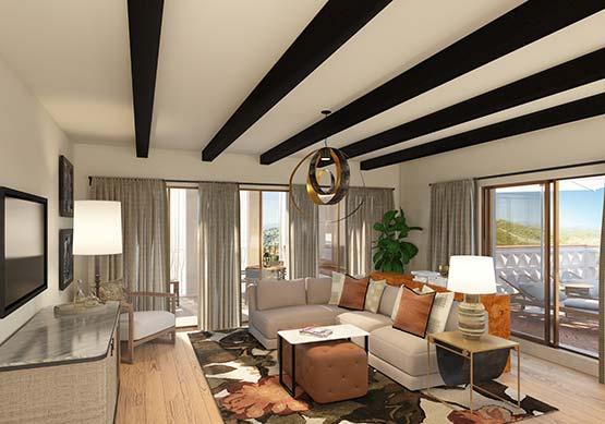 Ombria Resort | Viceroy Appartementen