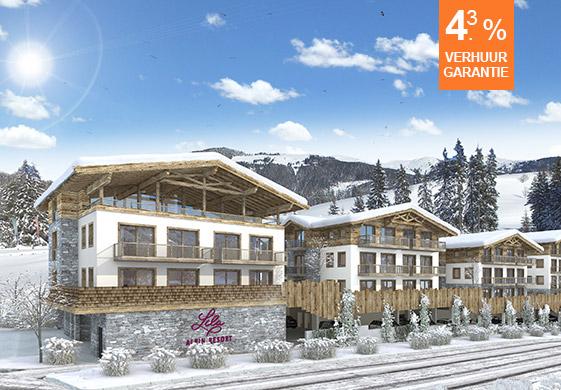 Oostenrijk | Lila Alpin Resort Kitzbüheler Alpen