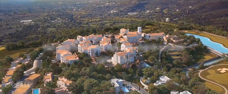 Ombria Resort Portugal Algarve artikel
