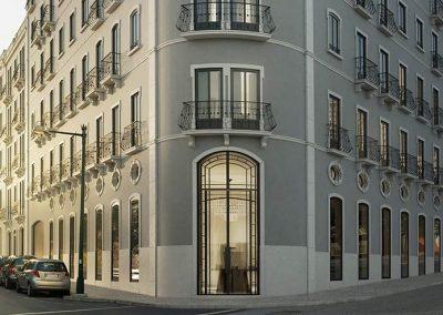 Investeren Portugal Lissabon Casal Ribeiro
