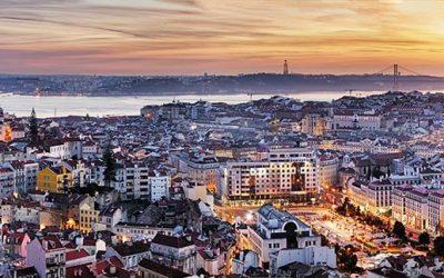 Locaties om te investeren in Lissabon