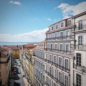 Thumbnail Lissabon appartement Madalena