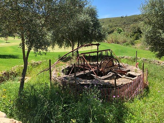 Ombria golfbaan duurzaam irrigatiesysteem
