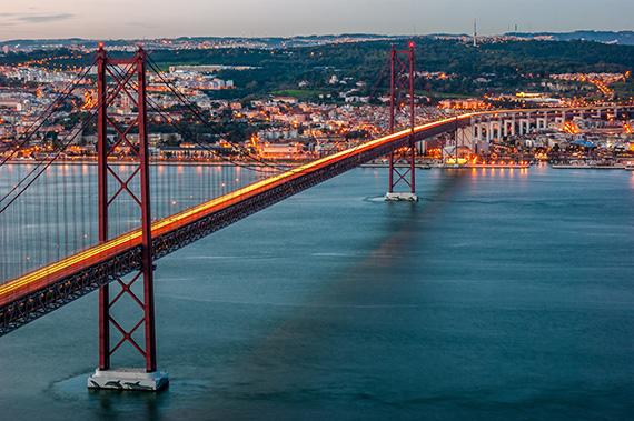investeren Lissabon Portugal