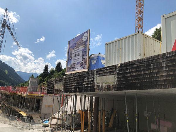 Voortgang bouw Glemm by AvenidA Oostenrijk