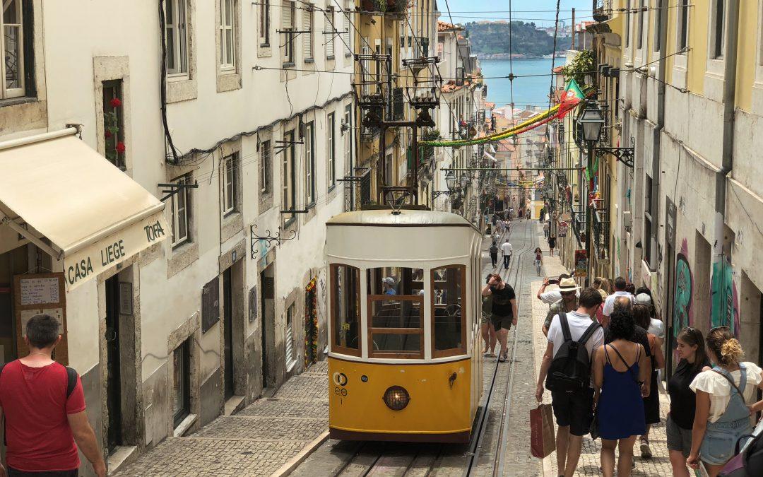 Portugal als alternatief voor Spanje