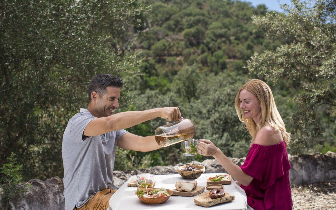 Heerlijk lunchen en dineren onder de Portugese zon