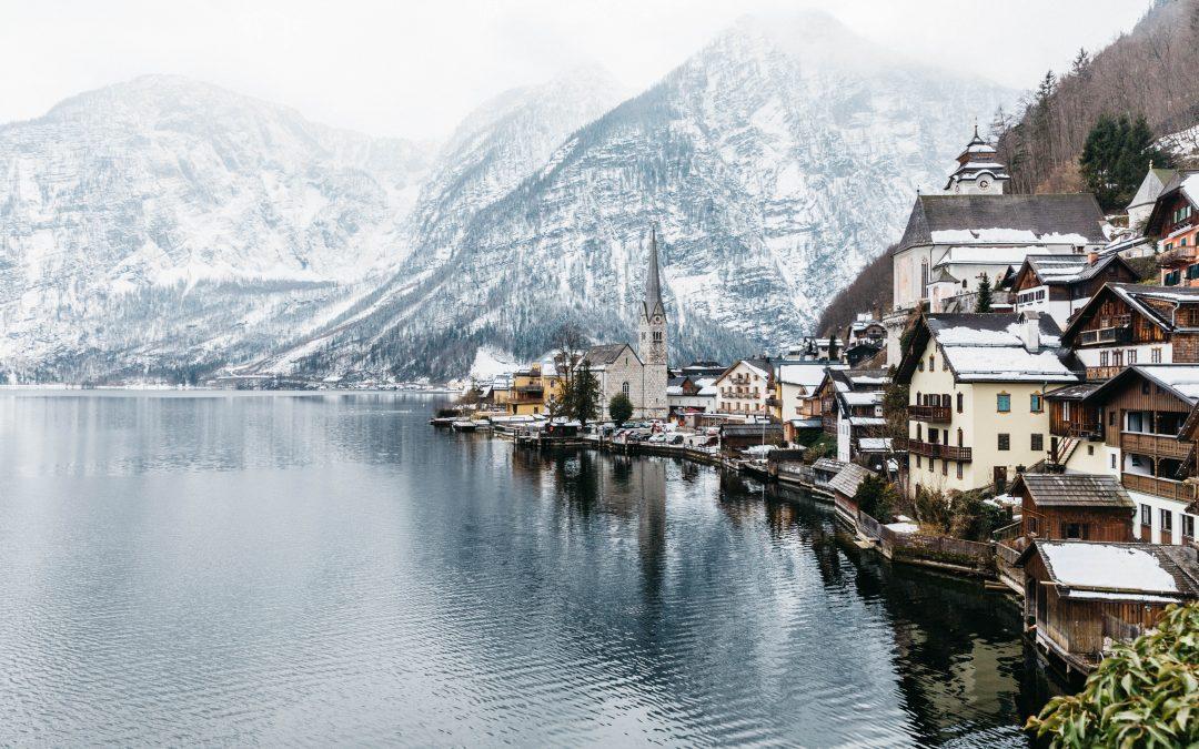 De mooiste locaties in Oostenrijk