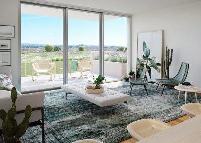 Bayline appartementen Algarve