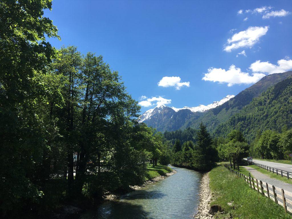 In Saalbach genieten van een tweede thuis