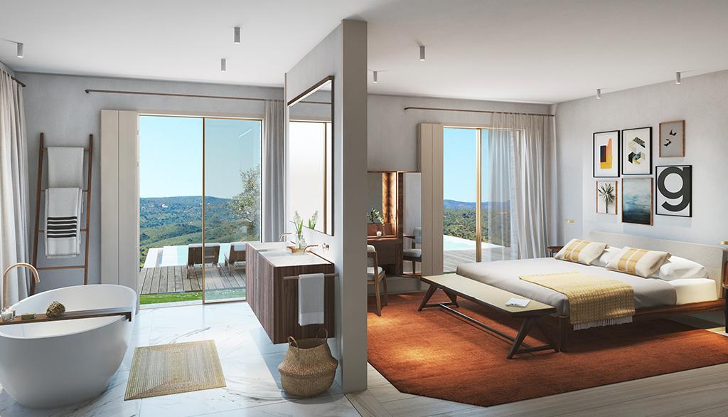 vastgoed kopen Portugal interieur