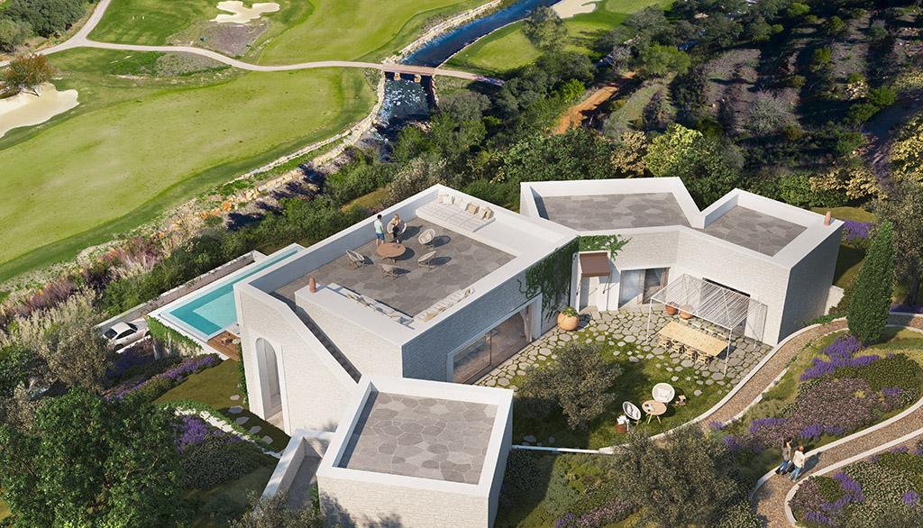 vastgoed portugal uitzicht