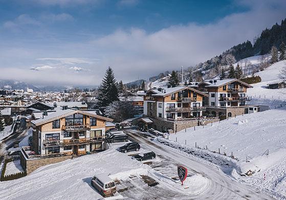 Oostenrijk | AvenidA Panorama Suites Kaprun