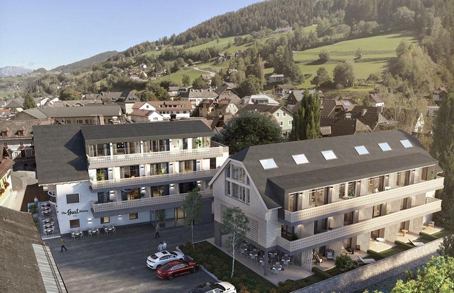 appartement Öblarn Steiermark